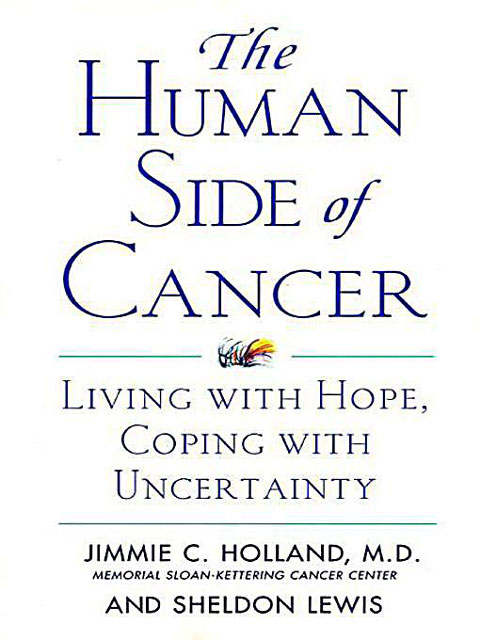 human side of cancer cover