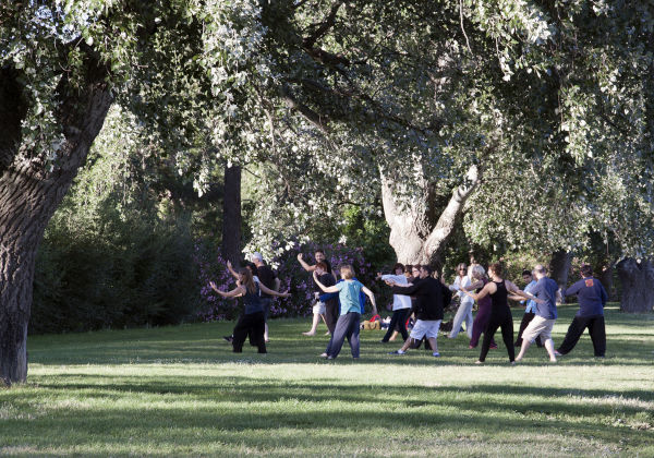 Tai Chi in Park Dreamstime for web2