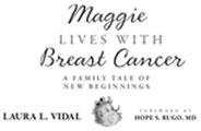 maggie lives with breast cancer logo for web
