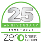 Zero Breast Cancer celebrates 25 Years