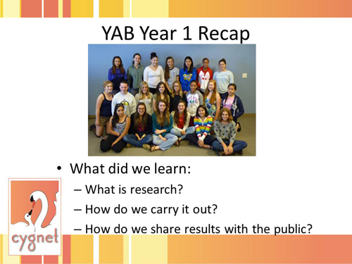 yab meeting slide