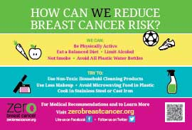 reduce breast cancer risk flier